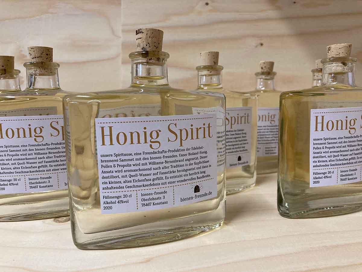 Honig-Spirit