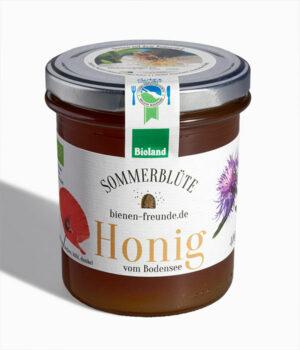 Sommer-Honig | Sommerblüte 400g | bienen-freunde | Bioland